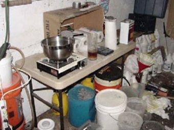 Ди-джей радиостанции обвиняется в организации подпольной нарколаборатории