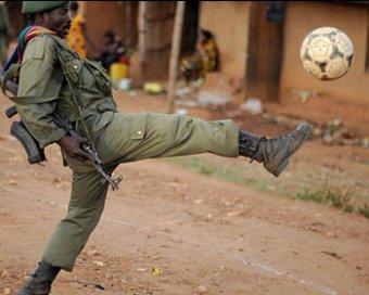 В Африке казнят людей за просмотр чемпионата мира по футболу