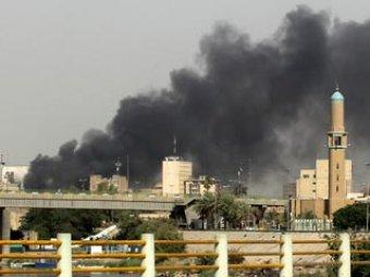 Иракские боевики попытались ограбить Центробанк: 25 убитых