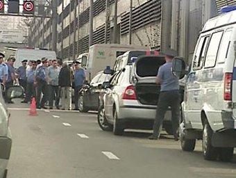 В Москве убиты инкассаторы