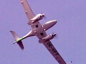 В небо поднялся первый самолет на биотопливе