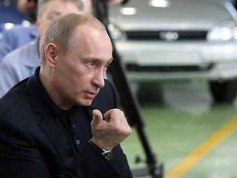 """Рабочие """"АвтоВАЗа"""" написали открытое письмо Путину"""