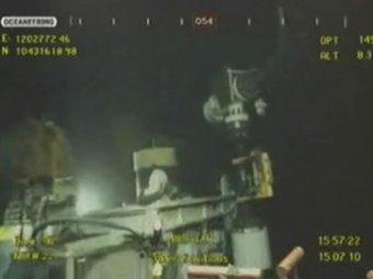 Компания BP перекрыла разлив нефти в Мексиканском заливе