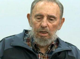 Фидель Кастро в прямом эфире предрек ядерную войну