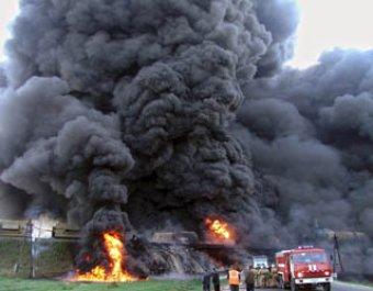 Взрыв бензовоза в Конго: более 200 погибших