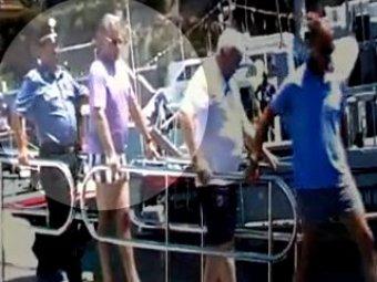В Италии полиция устроила облаву на яхту с чиновниками из России