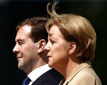 Медведев признался, что болел за Германию