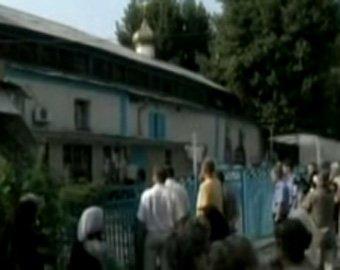 По факту взрыва в запорожской церкви возбуждено уголовное дело