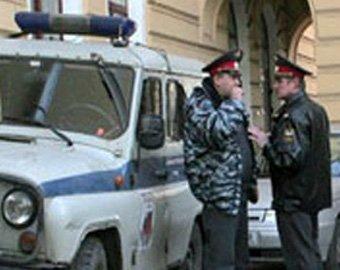 В Астрахани неизвестные напали на милицейский наряд