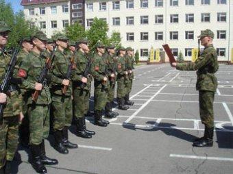 В Россию может вернуться двухлетний призыв в армию
