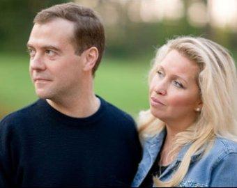 В Сети появился фальшивый блог Светланы Медведевой