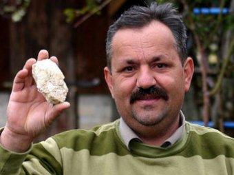 На дом жителя Боснии упало шесть метеоритов!