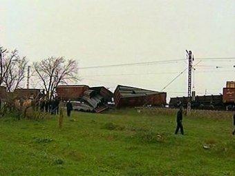 В Дагестане подорван поезд, ранены двое