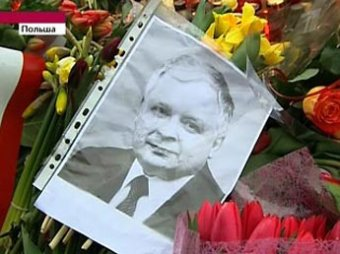 Леха Качиньского обвинили в катастрофе Ту-154 В