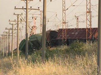 В Дагестане взорвали поезд и милицейскую машину
