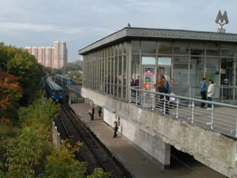 В Москве остановилась Филевская линия метро