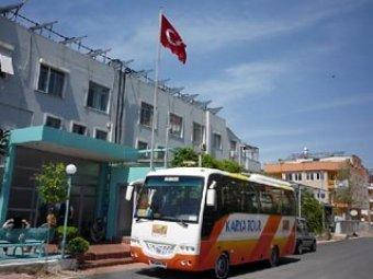 Туристов выгоняют из турецких отелей в связи с банкротством туроператора