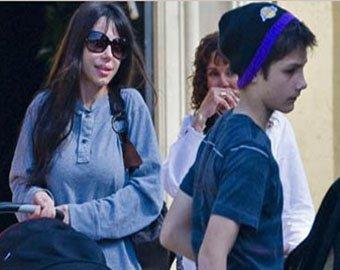 Полиция допросит 12-летнего сына Оксаны Григорьевой от первого брака