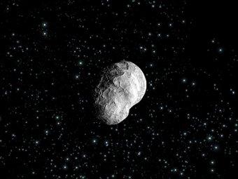 В прямом эфире земляне увидели 120-километровый астероид