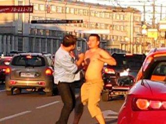 Исследование: в Москве самые злобные водители в мире