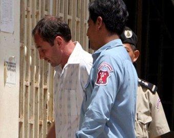 Россиянин признался в педофилии в камбоджийском суде