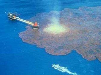 ВР зацементировали скважину в Мексиканском заливе