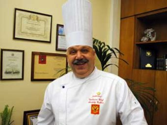 Кремлевский повар рассказал о вкусах первых лиц государства