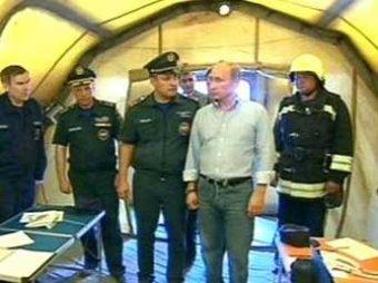 Сын погибшего пожарного отказался принять квартиру от Путина