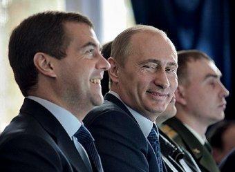 Медведев: наши отношения С Путиным изменились кардинально