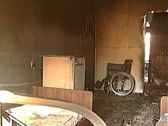 Трагедия в доме престарелых в Тверской области: самоубийца сжег себя и 8 пенсионеров