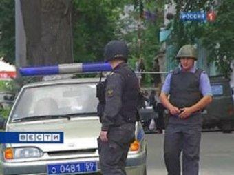 Под Воронежем зарезали наряд милиции