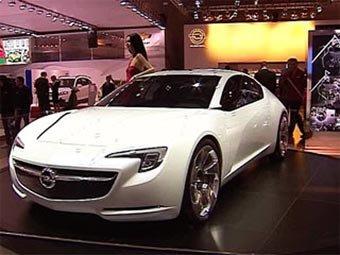 В Москве открылся международный автосалон