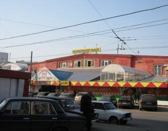 Перестрелка на рынке в Москве: 6 человек ранены