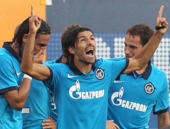 """Данни вывел """"Зенит"""" в плей-офф Лиги чемпионов"""