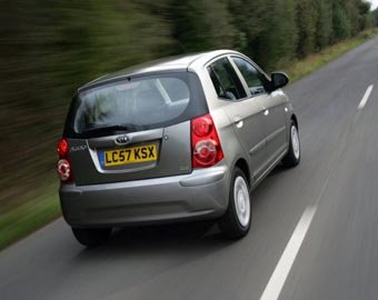 Kia Picanto лидирует в британском рейтинге самых надежных автомобилей