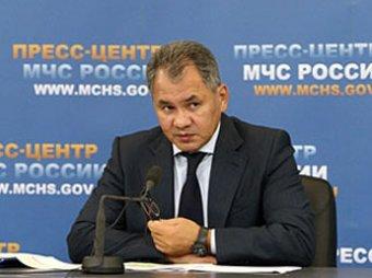 """Шойгу подвел итоги """"боевых действий"""" в горящей России"""