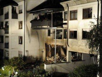 В Германии немка, убив семью, устроила бойню в больнице
