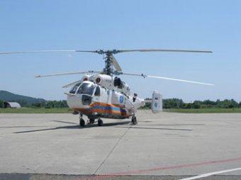 При крушении вертолета под Сочи погибли два человека