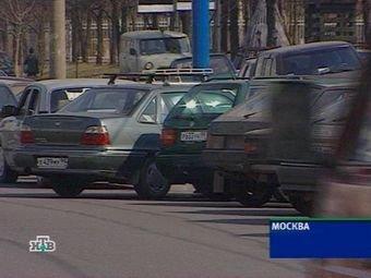 В Москве на парковке расстреляли 5 человек