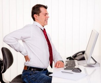 Остеохондроз: Болезнь офисных сотрудников достигла критического уровня