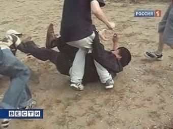 Массовая драка гастарбайтеров в Москве: задержаны 40 человек