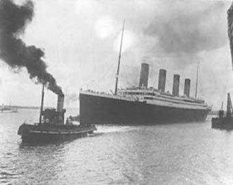 """Раскрыта тайна крушения """"Титаника"""""""