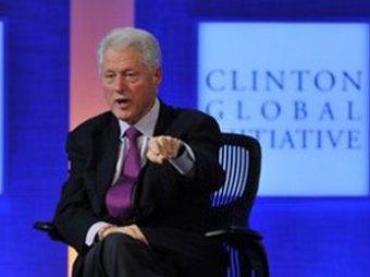 "Билл Клинтон объявил ""русских"" в Израиле ""корнем зла"""