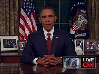 Барак Обама официально объявил об окончании войны в Ираке