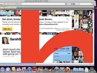 Twitter подвергся вирусной атаке: пользователей заставляли смотреть порно
