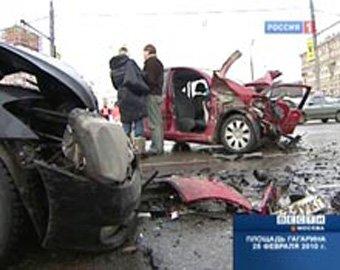Дело о ДТП на Ленинском проспекте закрыто