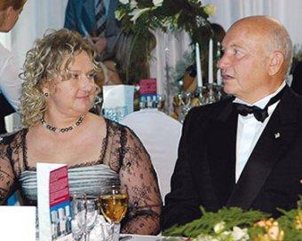 Телевидение готовит новый компромат на Лужкова и его жену