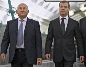 The New Times: указ об отставке Юрия Лужкова уже готов