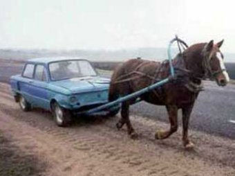 Налог на старые автомобили увеличат в два раза