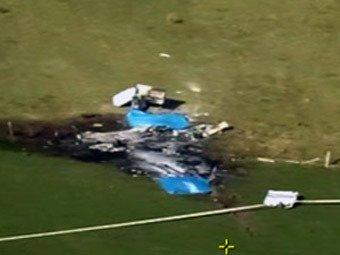 Сразу два ЧП в Новой Зеландии: авиакатастрофа и землетрясение